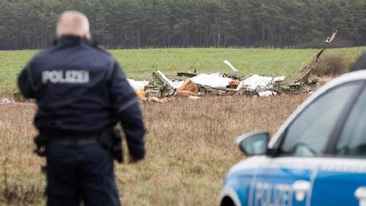 Авіакатастрофа у Німеччині