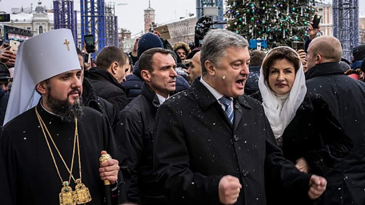 Не питатимемо дозволу, в яку церкву ходити, – Порошенко про незалежність Києва від Москви