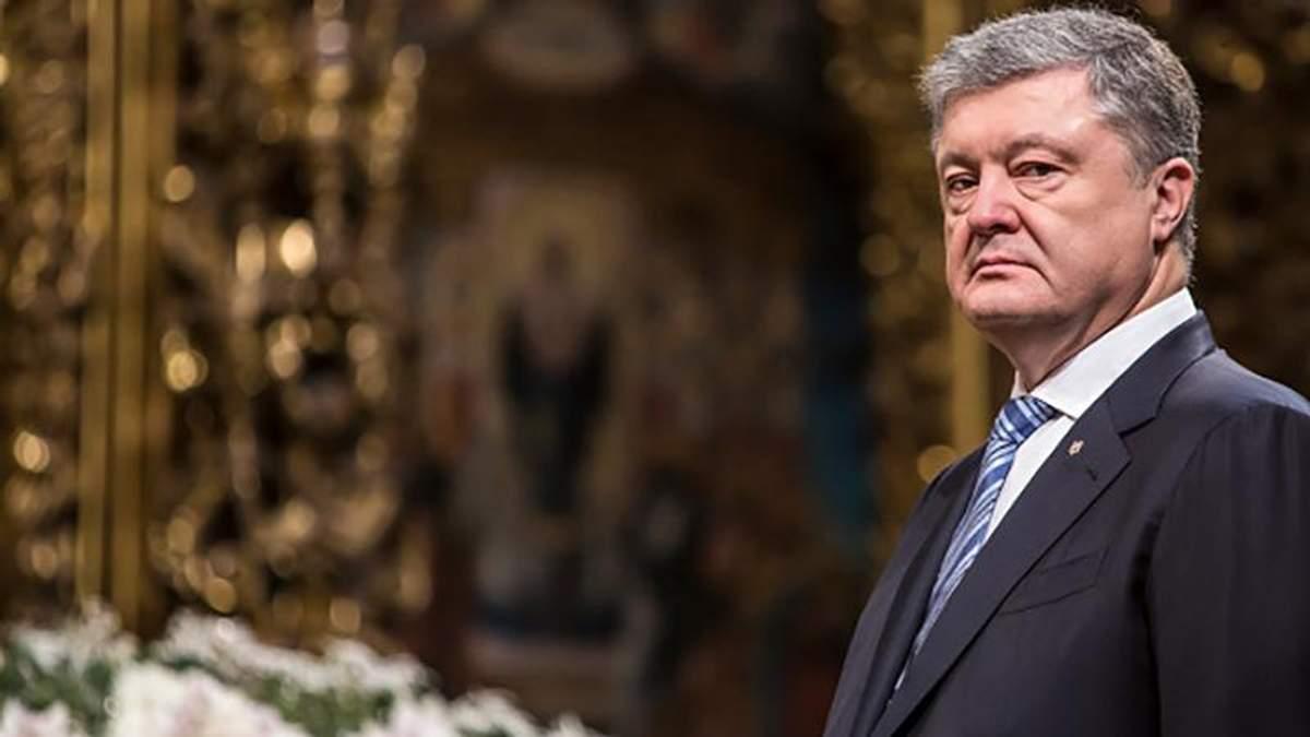 А где ваш Томос, Сталиным подписанный – резонансное заявление Порошенко в сторону РПЦ