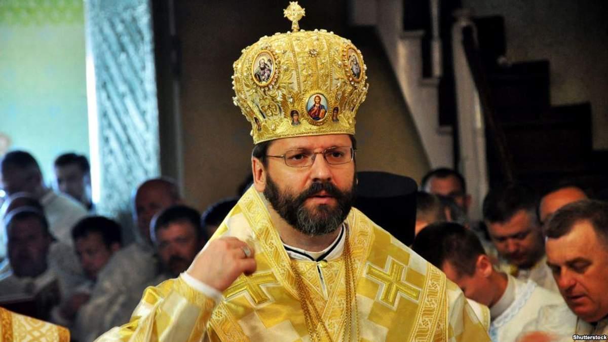 Глава УГЦК заявил, что не видит переходов греко-католиков к ПЦУ