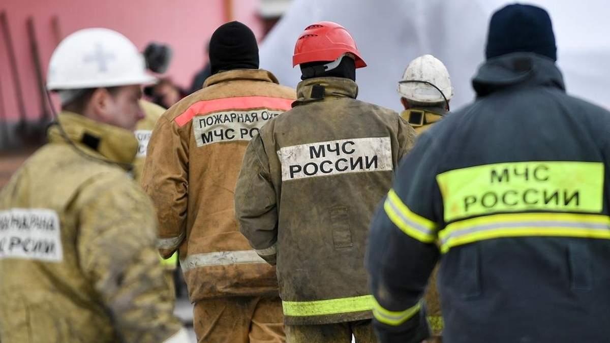 В России обрушился дом из-за взрыва газа
