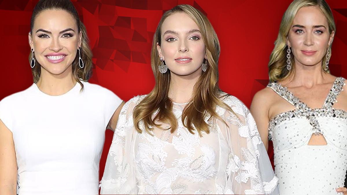 Белые платья Critics' Choice Awards 2019