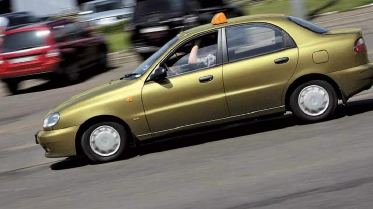 Uklon больше не будет использовать авто марки Daewoo Lanos