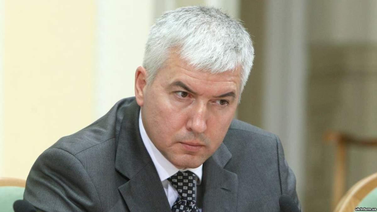 Дмитру Саламатіну оголосили про підозру у злочині