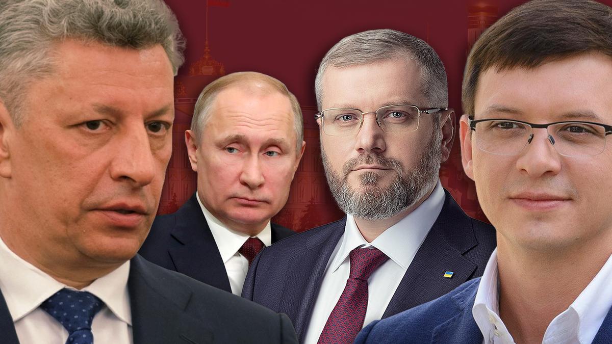 Кремлівські ставленики на виборах президента-2019: хто вони та які в них шанси