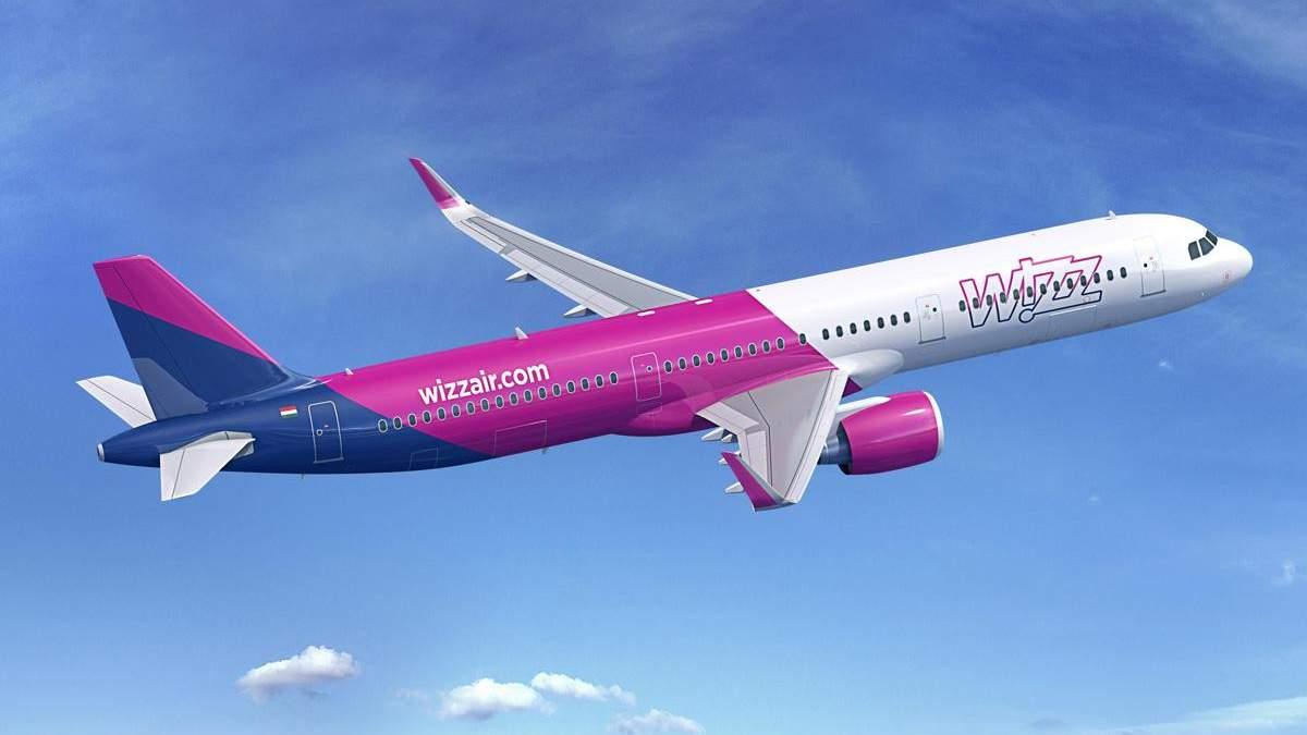 Wizz-Air призупинить рейс з Харкова до Лондона