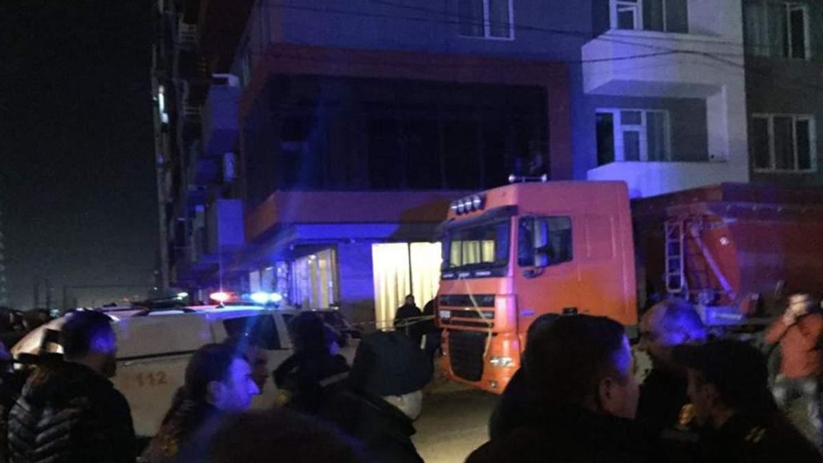 Трагедія у Грузії: 4 людини загинули та багато поранених унаслідок вибуху в будинку уТбілісі