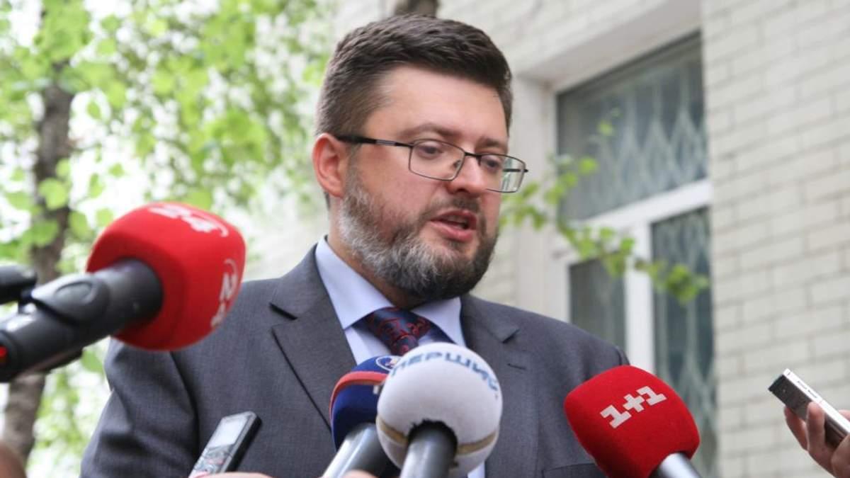 Адвокат Кирилла Вышинского – Андрей Доманский