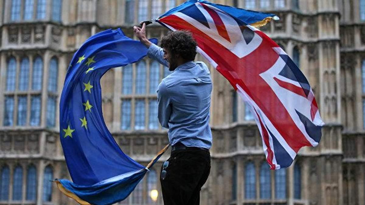 Парламент Великобританії провалив голосування за Brexit
