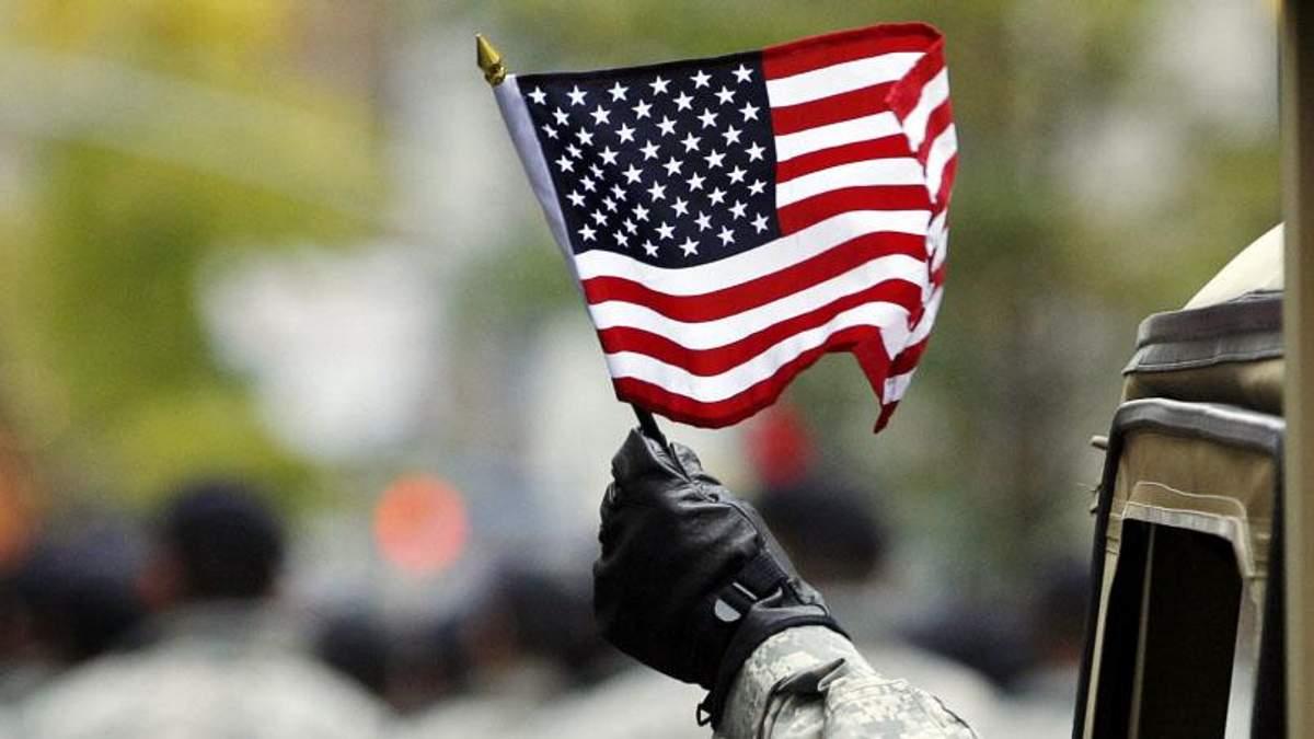 Ветерани США