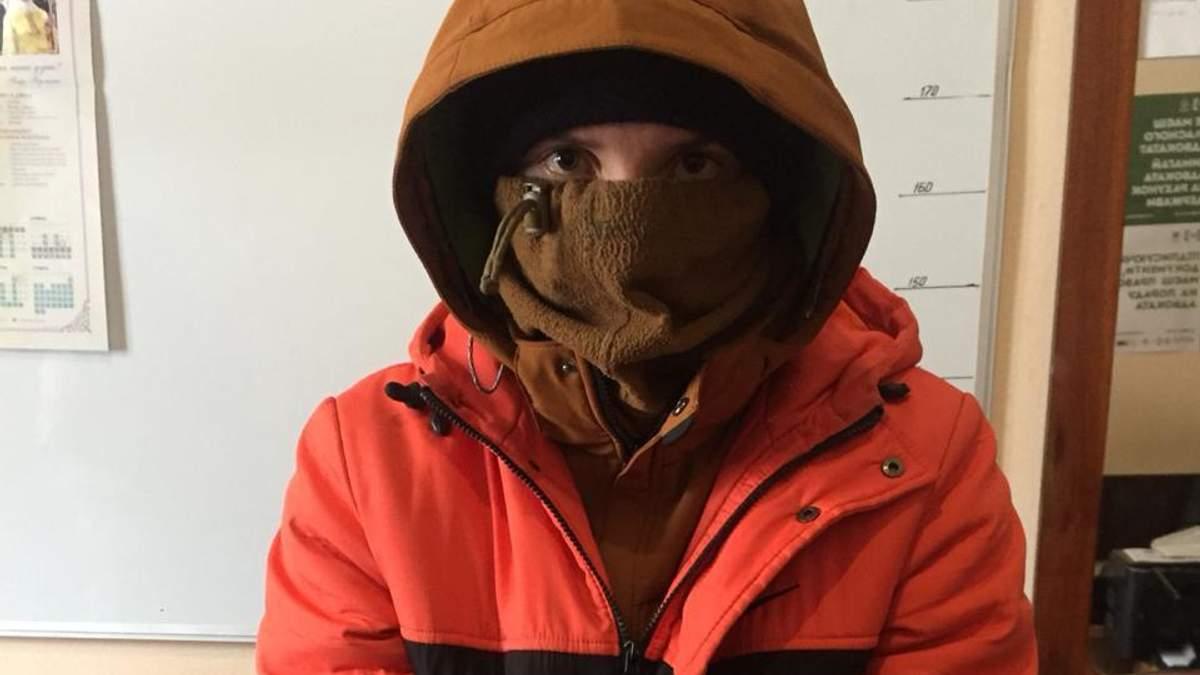 На Донбасі затримали 19-річного українця, який працював на Росію