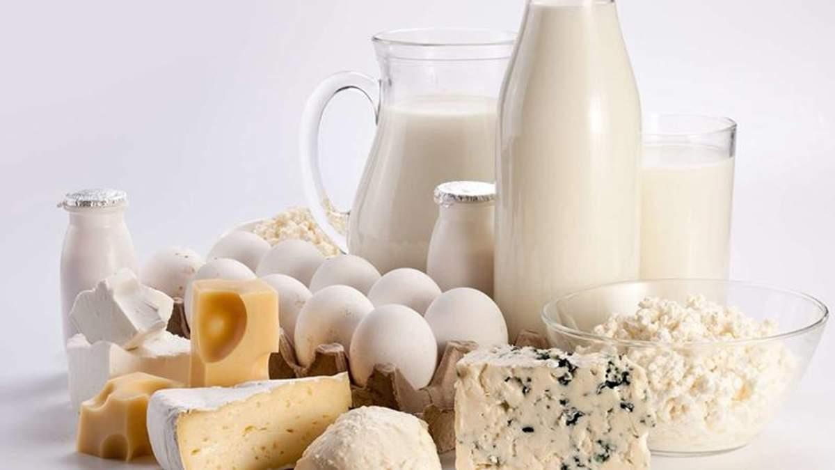 Украина вошла в ТОП-10 экспортеров молочной продукции