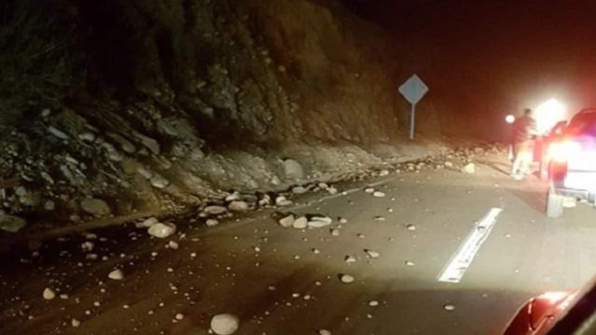 По чилийскому региону ударило мощное землетрясение: не менее 2 погибших