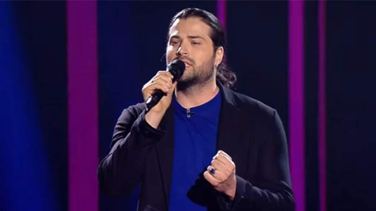 Володимир Ткаченко змінив ім'я та покорив Голос країни 9 сезон - відео
