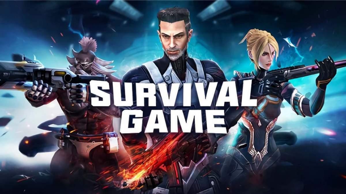 Survival Game: деталі про нову гру від Xiaomi