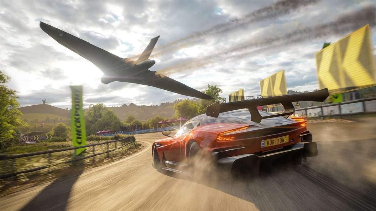 В Forza Horizon 4 зарегистрировали 7 миллионов уникальных пользователей