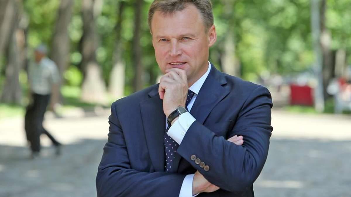 Хто такий Віталій Скоцик - біографія кандидата у президенти України 2019