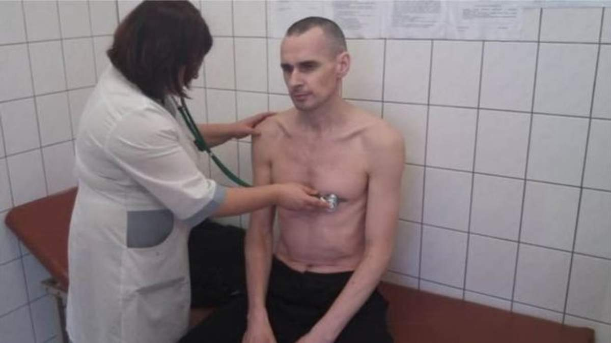 Сенцов написал из российской тюрьмы