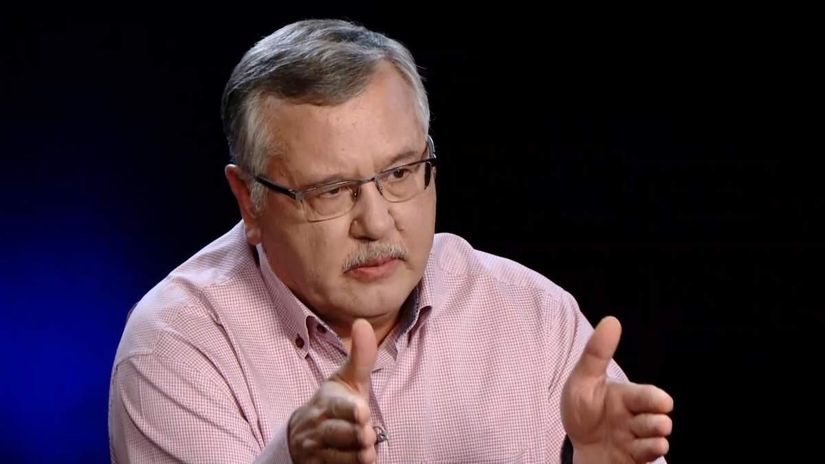 Анатолий Гриценко - биография политика Украины