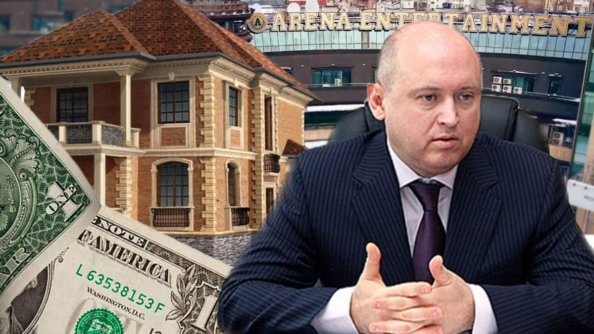 Якою елітною нерухомістю володіє екс-податківець часів Януковича: цифри вражають