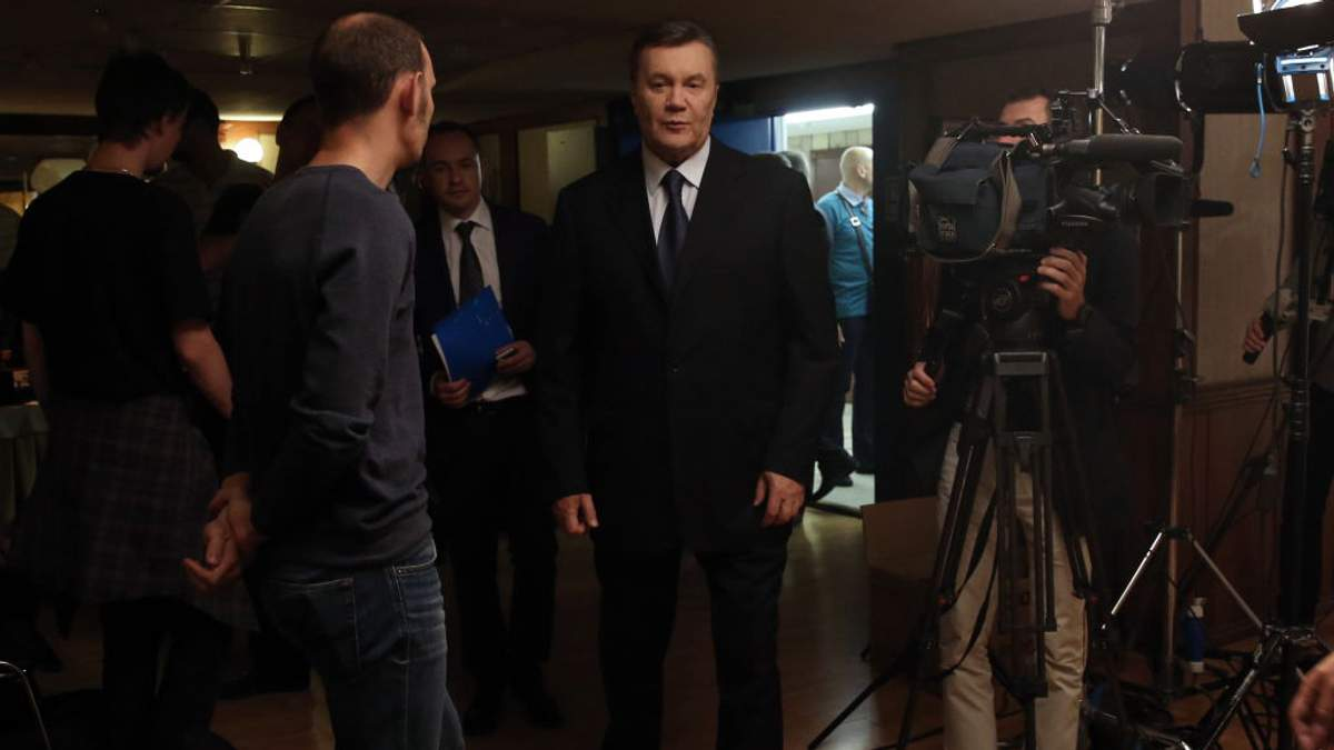Коли оголосять вирок Януковичу: названо дату