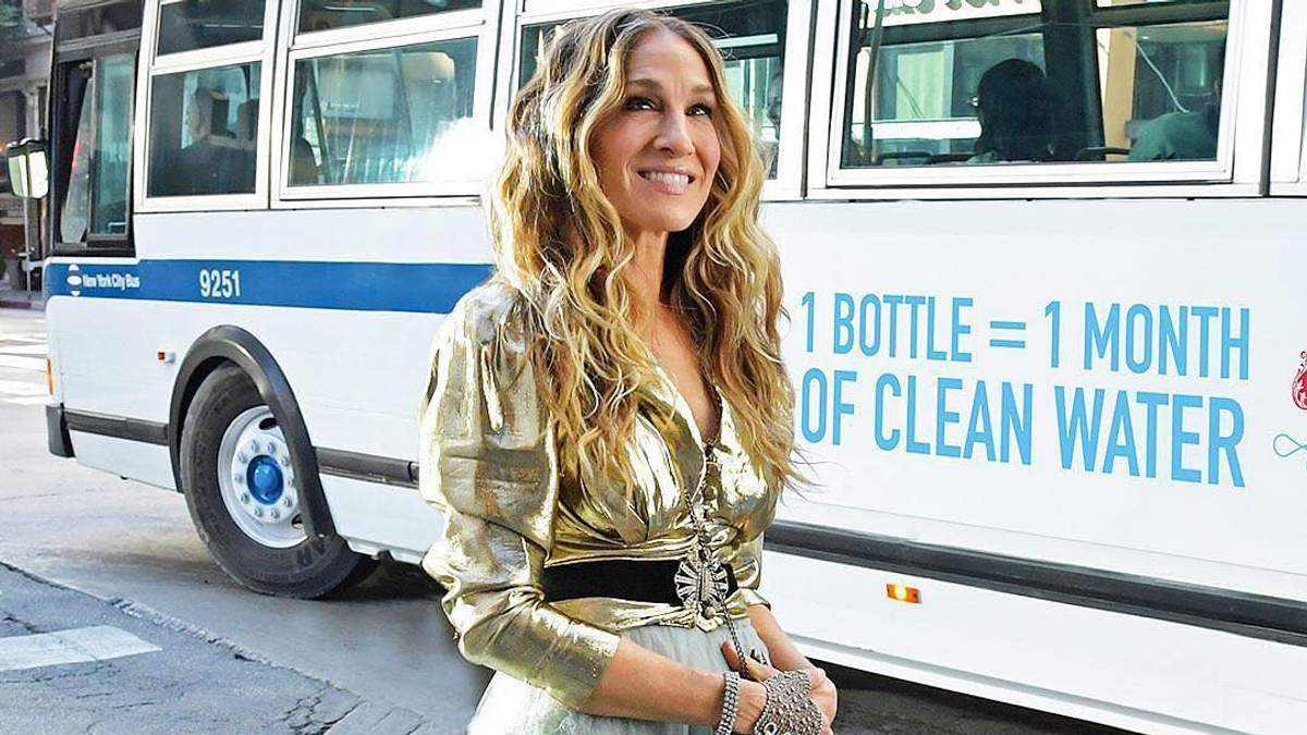 Сара Джесіки Паркер у рекламі Stella Artois