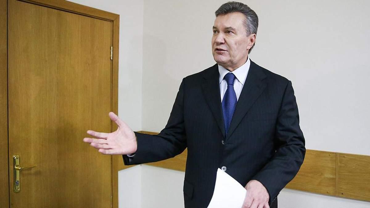 Оголошення вироку Януковичу: з'явилася реакція адвокатів президента-втікача