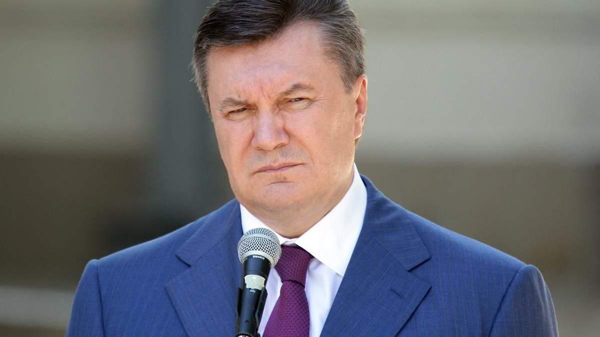 Оголошення вироку Януковичу: у залі суду з'явилися невідомі молодики