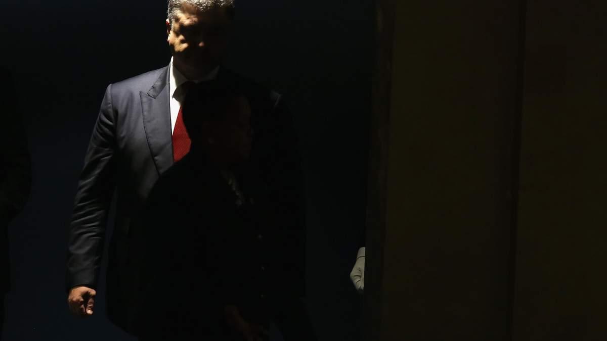 Блатна і церковна лексика Порошенка: як президент цинічно уникає теми про корупцією