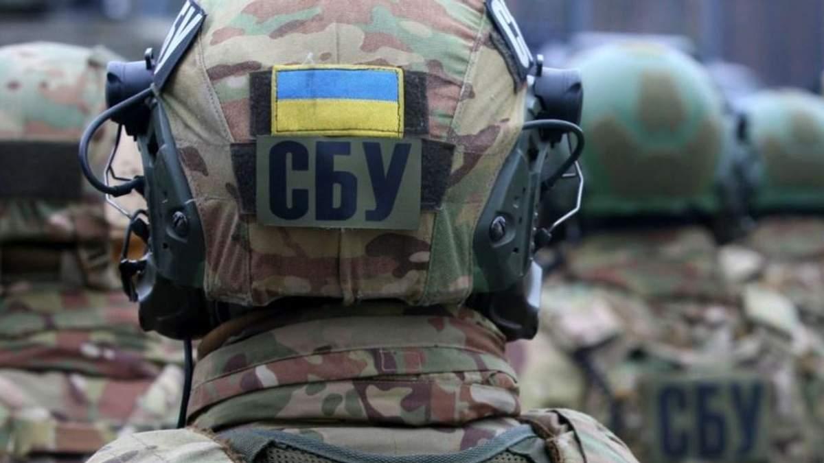 СБУ затримала проросійського бойовика у Харкові