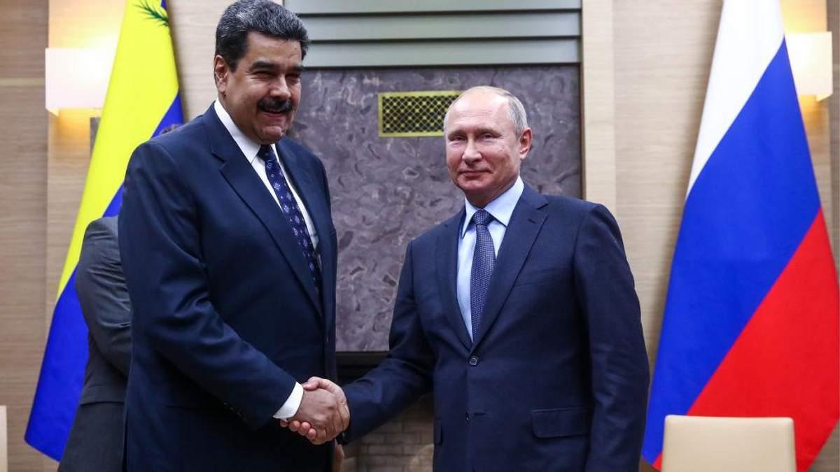 """З Донбасу до Венесуели: на підмогу Мадуро приїхали найманці """"Вагнера"""""""