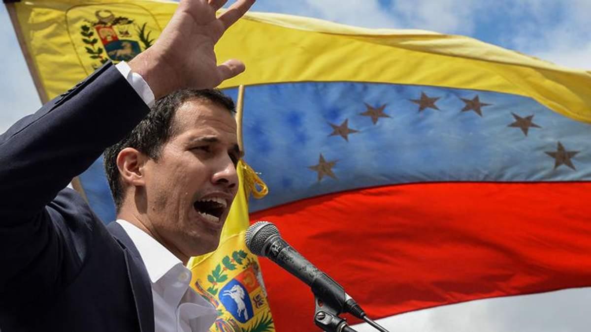 Переворот в Венесуэле: Франция, Испания и Германия поставили Мадуро восьмидневный ультиматум
