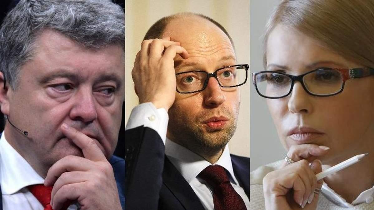 """""""Народний фронт"""" на межі розвалу: однопартійці розділилися на два табори"""