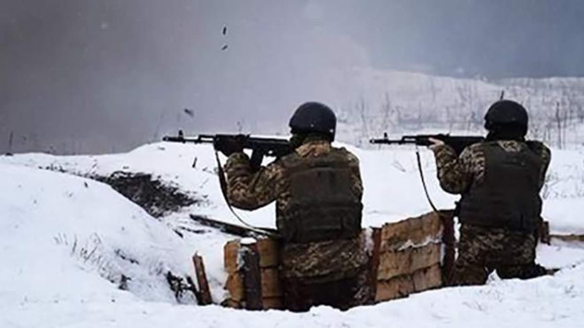 Війна на Донбасі (ілюстративне фото)