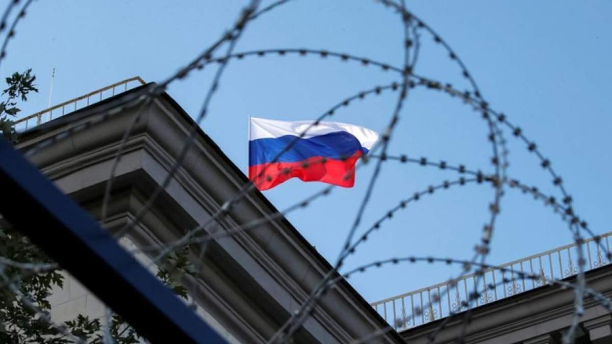 Санкції ЄС проти РФ будуть діяти, поки вона не поверне Україні Крим та окупований Донбас