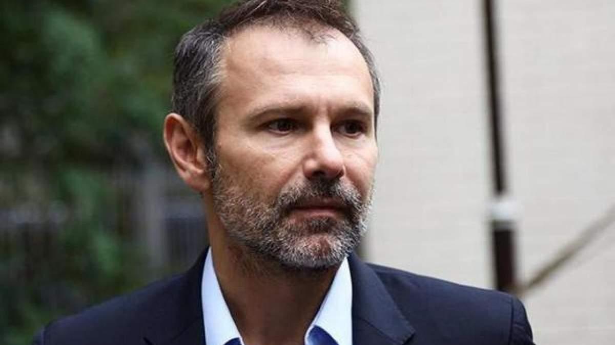 Святослав Вакарчук не йде в президенти