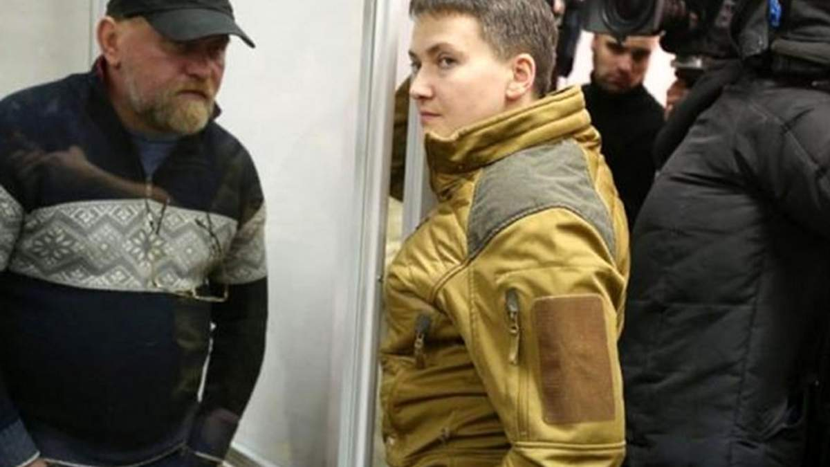 Справу Савченко та Рубана розглядатиме суд Слов'янська, – адвокат