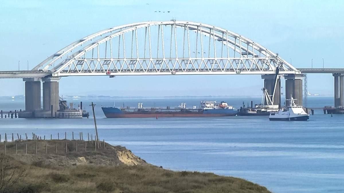 Росія виступила проти допуску міжнародної місії до Керченської протоки