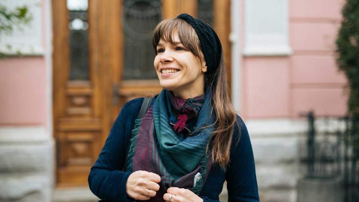 Громадська активістка Марія Козакевич