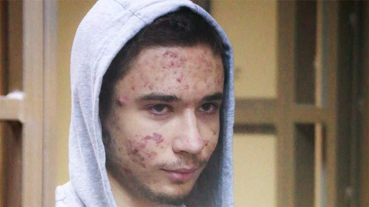 Суд у Ростові погодився викликати швидку політв'язню Грибу