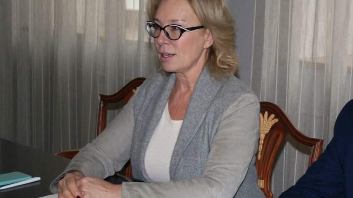 У трех военнопленных моряков ухудшилось состояние здоровья, – Денисова