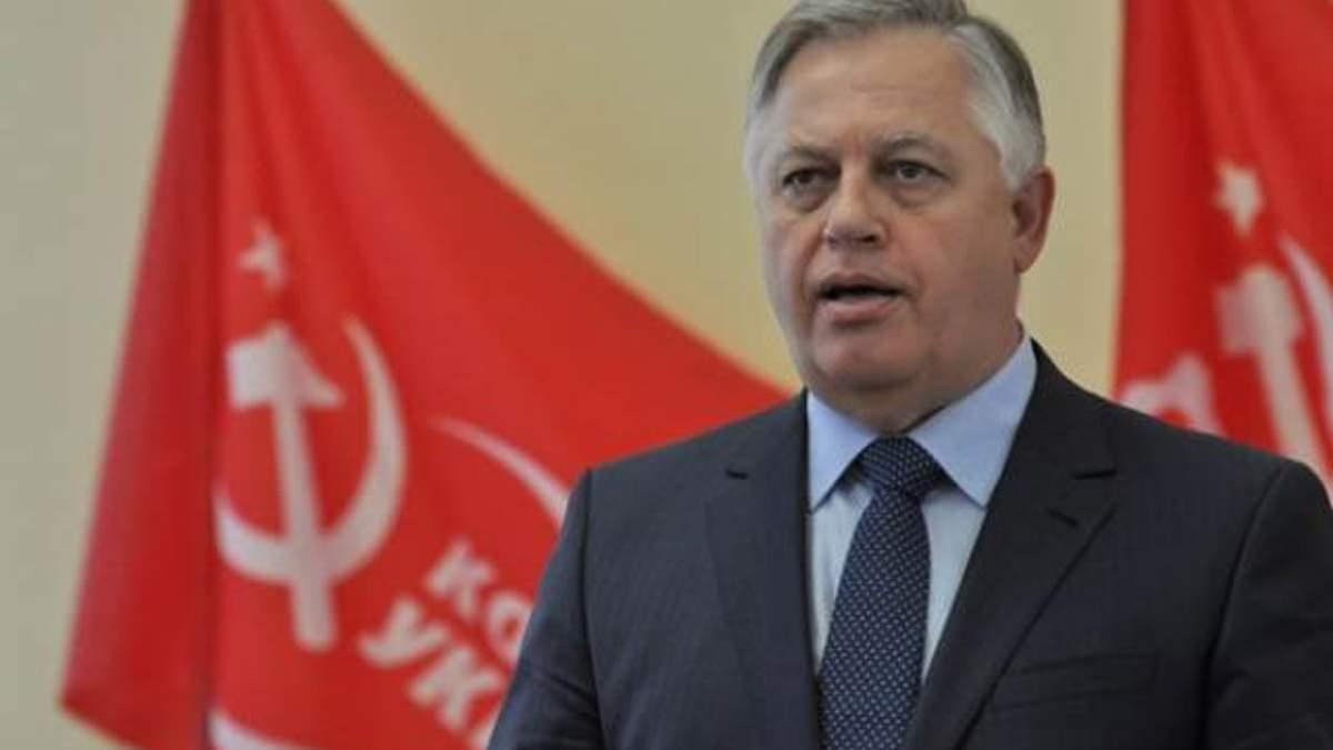 ЦВК не зареєструвала комуніста Симоненка кандидатом у президенти