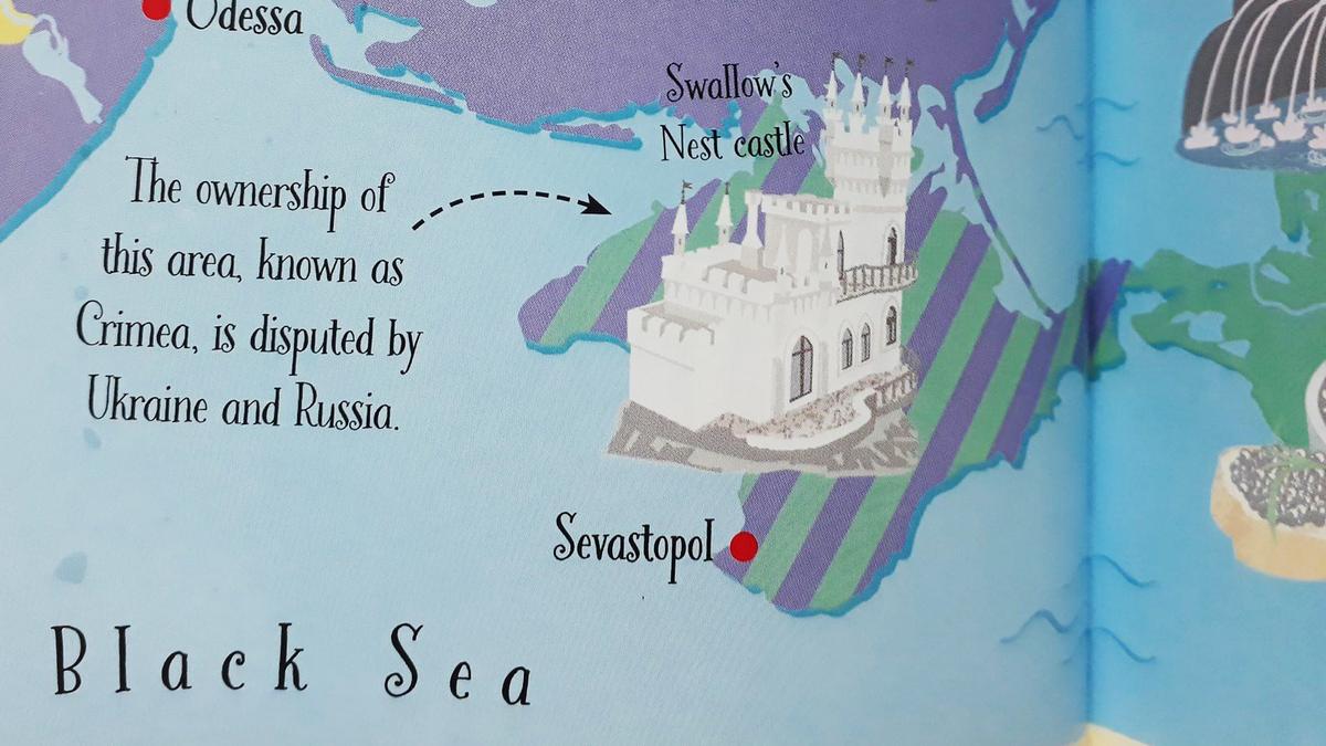 Не оккупированная, а спорная территория: известное британское издание дало определение Крыму