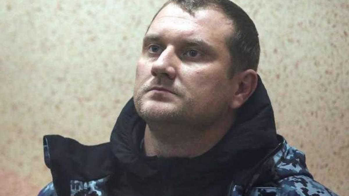 Украинский моряк Денис Гриценко заявил о провокации со стороны российской омбудсмена