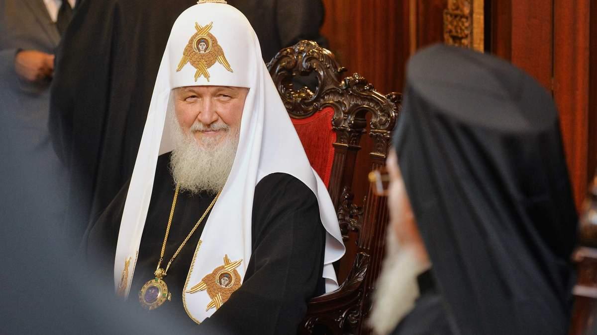 РПЦ відзначилась їдким коментарем щодо сходження на престол митрополита Епіфанія