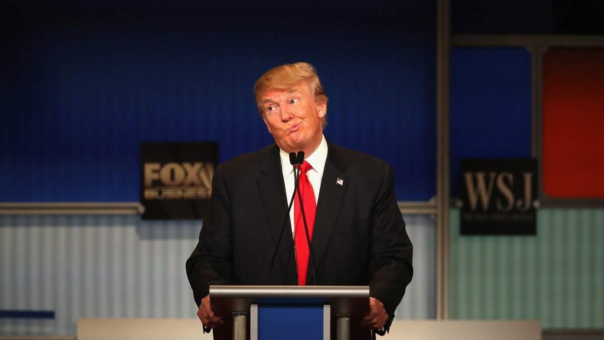 Трамп озвучил свою версию относительно российского вмешательства в выборы США
