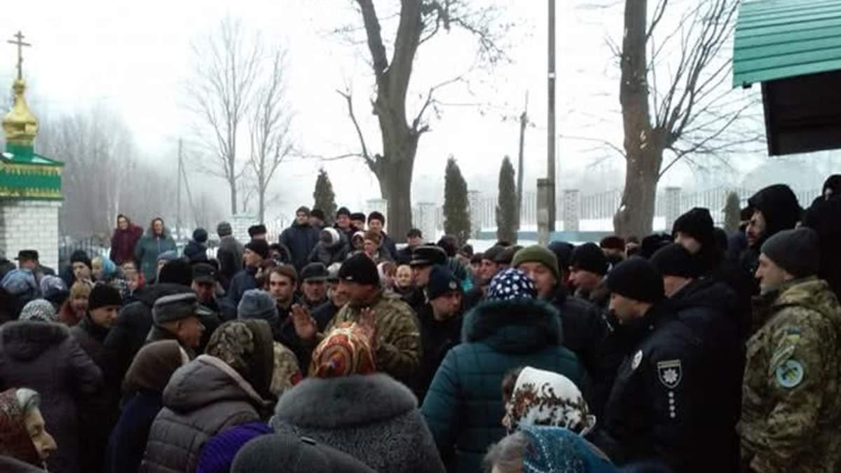 В УПЦ Московського патріархату заявили про побиття священика на Тернопільщині