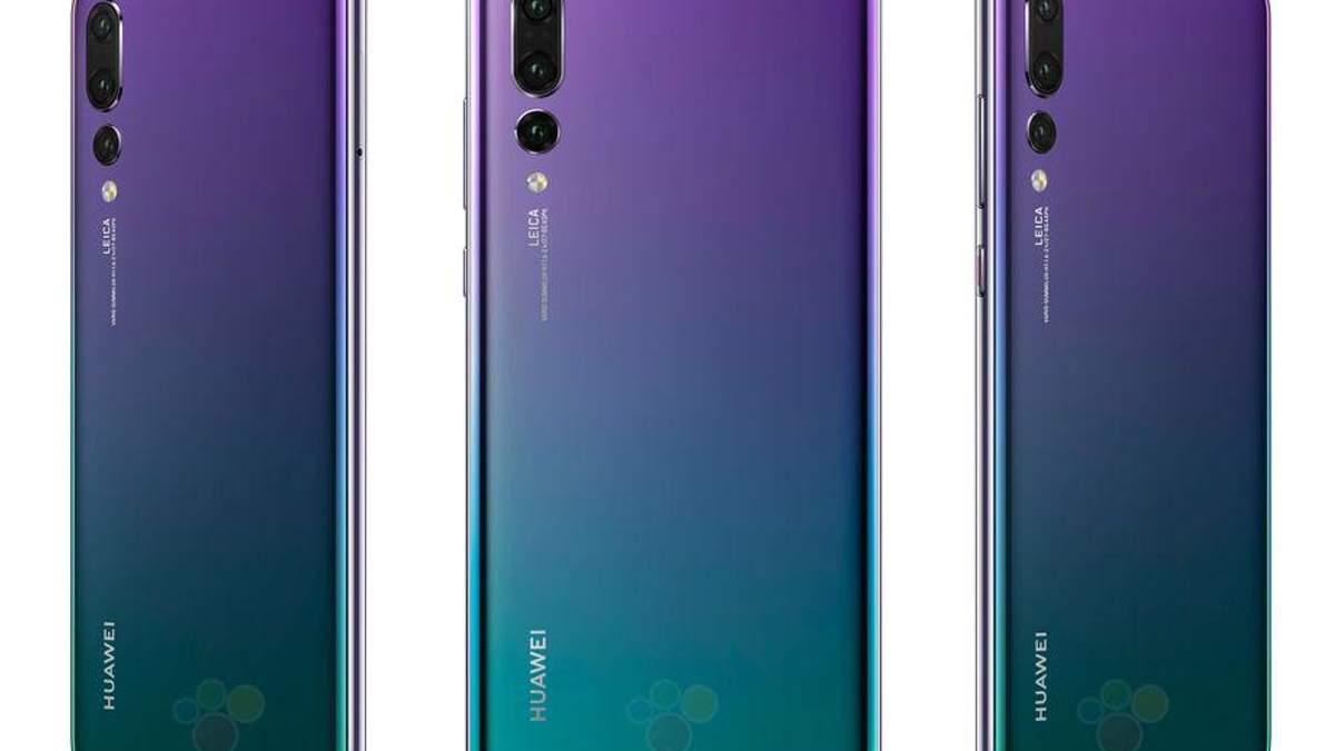 Huawei P20 Pro подешевел в Украине - цена