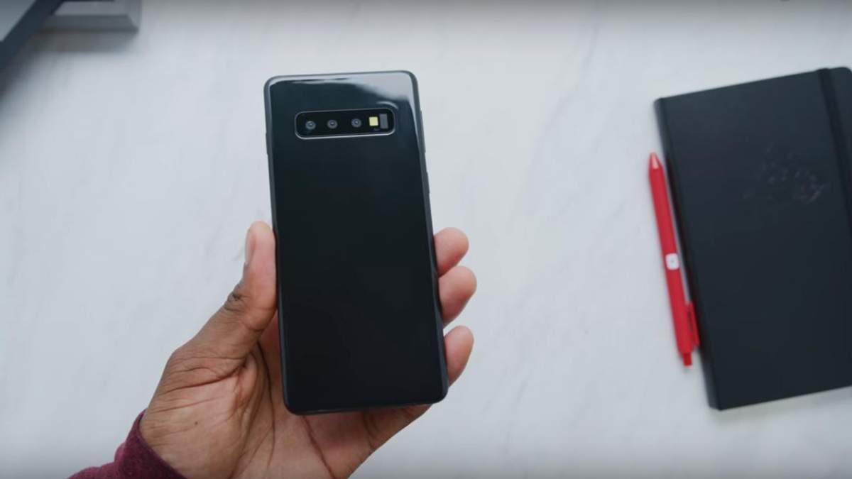 Samsung Galaxy S10: подробный обзор