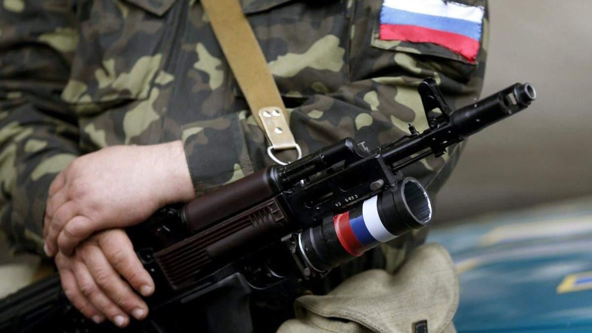 Потери ВС РФ на Донбассе можно сравнить с количеством погибших украинских бойцов